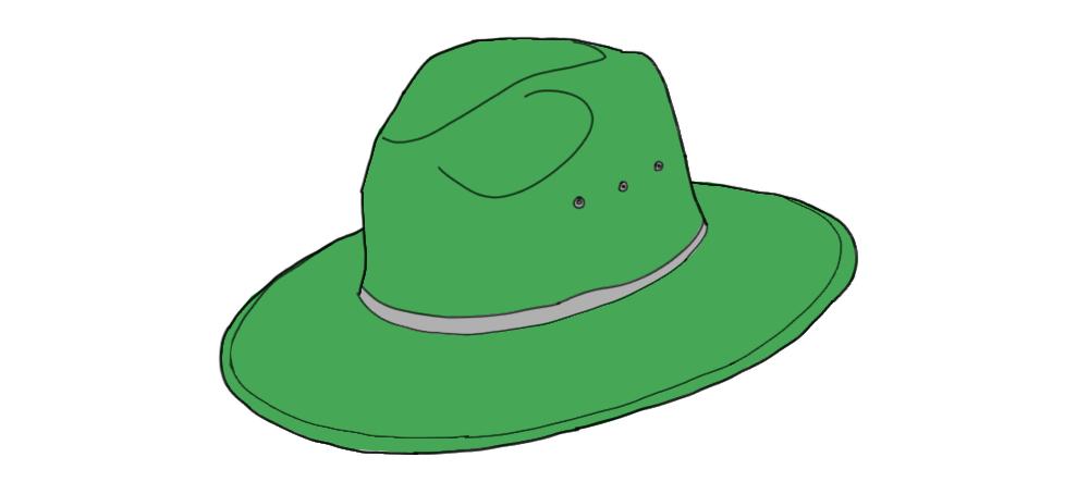 Gadener's Hat